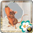 悲观的小猪和乐观的小老鼠